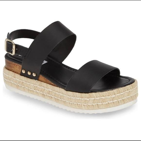eb34e7bdaff Catia espadrille platform sandal NWT